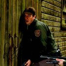 NATHAN FILLION  Autographed Signed 8x10Photo Picture REPRINT