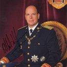 PRINCE ALBERT DE MONACO  Autographed Signed 8x10Photo Picture REPRINT