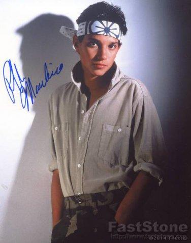 RALPH MACCHIO Autographed Signed 8x10Photo Picture REPRINT