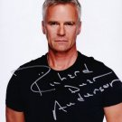 RICHARD DEAN ANDERSON Autographed Signed 8x10Photo Picture REPRINT