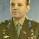 YURI GAGARIN  Autographed Signed 5X7Photo Picture REPRINT