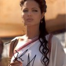 ANGELINA JOLIE Autographed Signed 8x10Photo Picture REPRINT