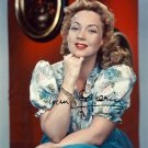 ANN SOTHERN  Autographed Signed 8x10Photo Picture REPRINT