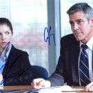 ANNA KENDRICK AND GEORGE CLOONEY  Autographed Signed 8x10Photo Picture REPRINT