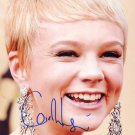 CAREY MULLIGAN  Autographed Signed 8x10 Photo Picture REPRINT