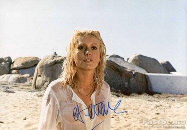 CATHERINE DENEUVE Autographed Signed 8x10 Photo Picture REPRINT