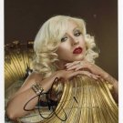 CHRISTINA AGUILERA Autographed Signed 8x10 Photo Picture REPRINT