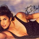 CINDY CRAWFORD  Autographed Signed 8x10 Photo Picture REPRINT