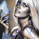 CLAUDIA SCHIFFER  Autographed Signed 8x10 Photo Picture REPRINT