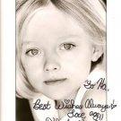 DAKOTA FANNING Autographed Signed 8x10 Photo Picture REPRINT