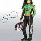 DANICA PATRICK Autographed Signed 8x10 Photo Picture REPRINT
