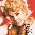 DONNA DOUGLAS Autographed Signed 8x10 Photo Picture REPRINT