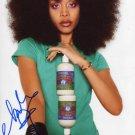 ERIKA BADU Autographed Signed 8x10 Photo Picture REPRINT