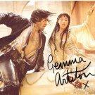 GEMMA ARTERTON  Autographed Signed 8x10 Photo Picture REPRINT