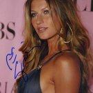 GISELE BUNDCHEN  Autographed Signed 8x10 Photo Picture REPRINT