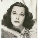 HEDY LAMARRA  Autographed Signed 8x10 Photo Picture REPRINT