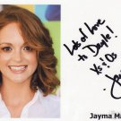 JAYMA MAYS  Autographed Signed 8x10 Photo Picture REPRINT