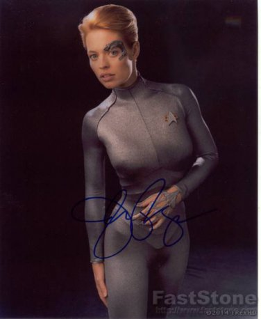 JERI RYAN  Autographed Signed 8x10 Photo Picture REPRINT