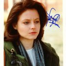 JODIE FOSTER  Autographed Signed 8x10 Photo Picture REPRINT