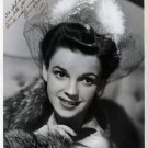JUDY GARLEND  Autographed Signed 8x10 Photo Picture REPRINT