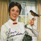 JULIE ANDREWS  Autographed Signed 8x10 Photo Picture REPRINT