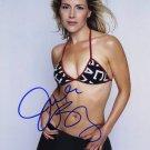 JULIE BENZ Autographed Signed 8x10 Photo Picture REPRINT
