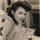 KATHRYN GRAYSON  Autographed Signed 8x10 Photo Picture REPRINT