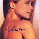 LINDA HAMILTON  Autographed Signed 8x10 Photo Picture REPRINT