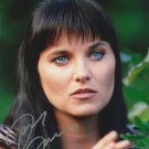LUCY LAWLESS  Autographed Signed 8x10 Photo Picture REPRINT