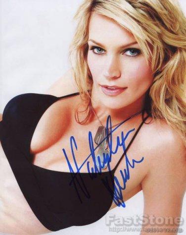 NATASHA HENSTRIDGE Autographed Signed 8x10 Photo Picture REPRINT