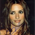 PENELOPE CRUZ  Autographed Signed 8x10 Photo Picture REPRINT