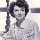 RUTH HUSSEY Autographed Signed 8x10 Photo Picture REPRINT
