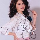 SELENA GOMEZ  Autographed Signed 8x10 Photo Picture REPRINT