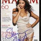 SHANNON ELIZABETH  Autographed Signed 8x10 Photo Picture REPRINT