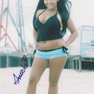 SNOOKI Autographed Signed 8x10 Photo Picture REPRINT