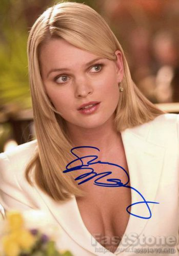 SUNNY MUBREY  Autographed Signed 8x10 Photo Picture REPRINT