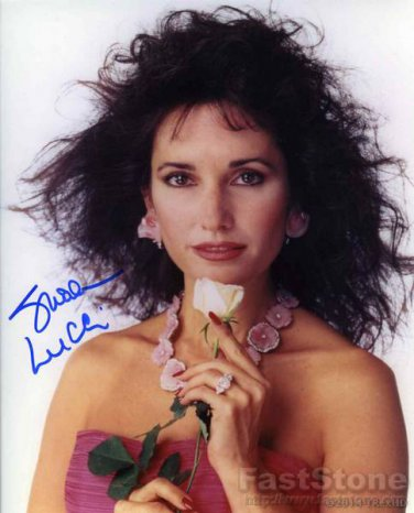 SUSAN LUCCI  Autographed Signed 8x10 Photo Picture REPRINT