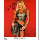 TRISH STRATUS  Autographed Signed 8x10 Photo Picture REPRINT