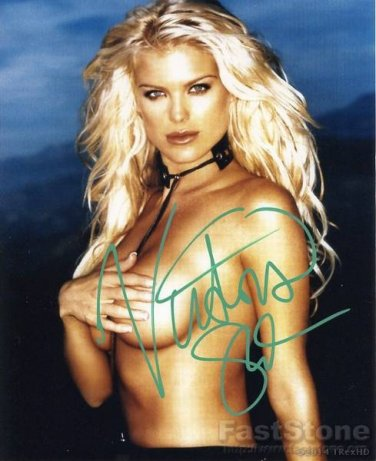 VICTORIA SILVSTEDT  Autographed Signed 8x10 Photo Picture REPRINT
