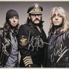 MOTORHEAD Autographed signed 8x10 Photo Picture REPRINT