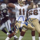 ALEX SMITH Autographed signed 8x10 Photo Picture REPRINT