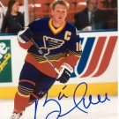 BRETT HULL Autographed signed 8x10 Photo Picture REPRINT