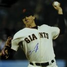 Barry Zito Autographed signed 8x10 Photo Picture REPRINT