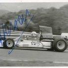 CLAY REGAZZONI Autographed signed 8X10 Photo Picture- REPRINT