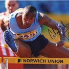 COLIN JACKSON Autographed signed 8X10 Photo Picture REPRINT