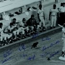 Cubs Team  Autographed signed 8X10 Photo Picture REPRINT
