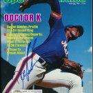 DOC GOODEN Autographed signed 8X10 Photo Picture REPRINT