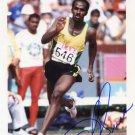 DONALD QUARRIE Autographed signed 8X10 Photo Picture REPRINT