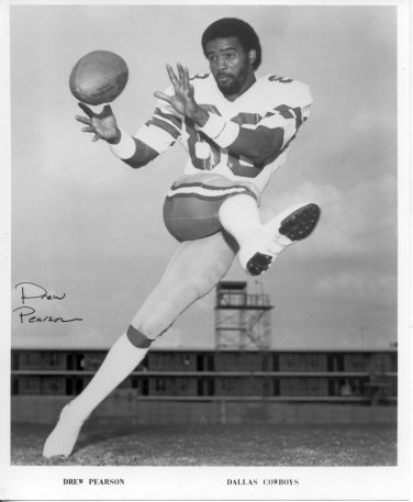 DREW PEARSON Autographed signed 8X10 Photo Picture REPRINT