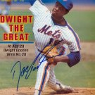 DWIGHT GOODEN Autographed signed 8X10 Photo Picture REPRINT